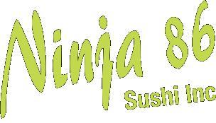 Ninja 86 Sushi Inc